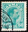 Postage stamp Denmark 1921 Christian X, King of Denmark
