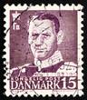 Postage stamp Denmark 1950 Frederik VIII, King of Denmark