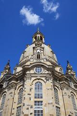 Dresdner Frauenkirche im Detail