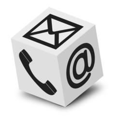 cube 3D, Support, Service, Kontakt