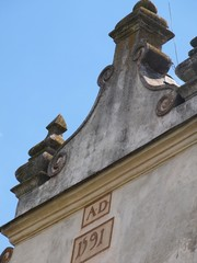 Details of old granary