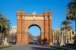 Arco del Triunfo Barcelona Triumph Arch
