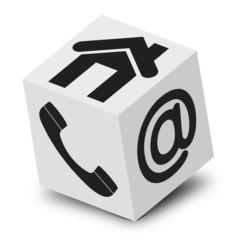 cube 3D, Provider Telefon Internet