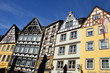 Market square of Cochem (Germany)