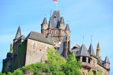 Imperial castle of Cochem (Germany)