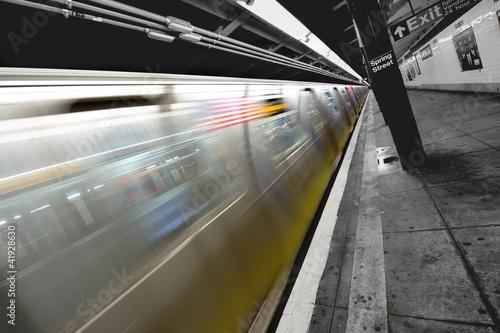 métro de new york - 41928630