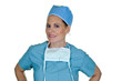 Attractive Female Surgeon