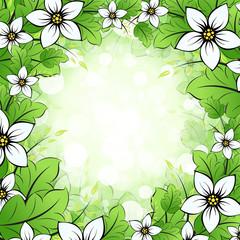 Floral Framing