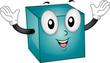 Cube Mascot