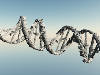 Damaged DNA Strands