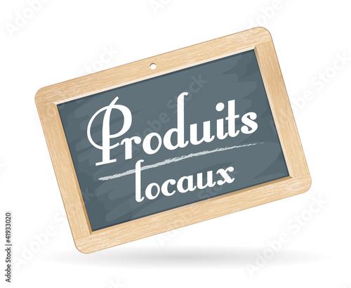 produits locaux, produits régionaux