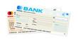 chèques de banque, chèque