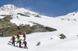 ein langer Weg zum Gipfel