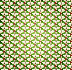 Abstract Greenish Seamless Pattern