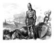 Knight : the Black Prince - 14th century
