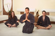 wellness group meditation