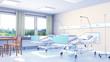 Krankenhauszimmer 2
