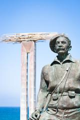 G. Grivas, liberation movement leader (Chloraka, Cyprus)