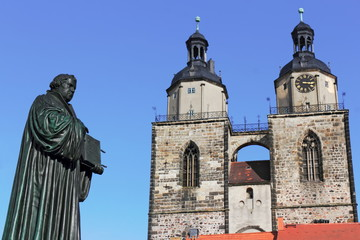 Luther und Marienkirche