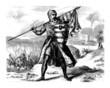 Knight - Chevalier - 14th century