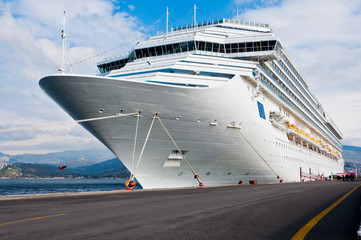 Cruise Ship Bow
