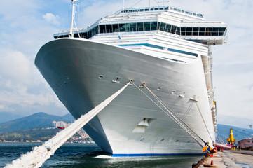 Cruise Ship Bow