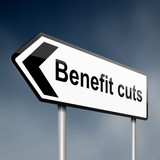 Benefits and welfare concept. poster