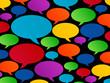 bulles de couleurs