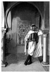 Trad. Arabian Man