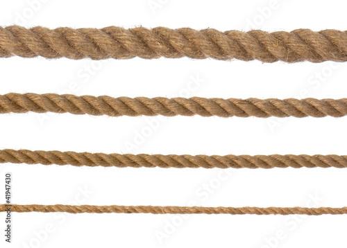 4 ropes
