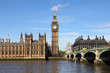 Westminster Bridge with Big Ben in London - 41947874