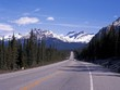 Highway 93, Icefields Parkway, Canada © Arena Photo UK