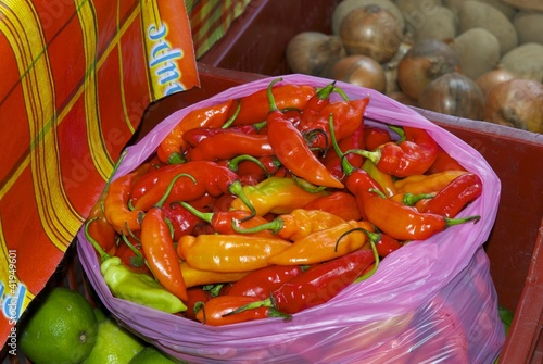 piments antillais