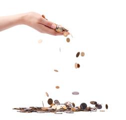 Cashing out. XXL-size