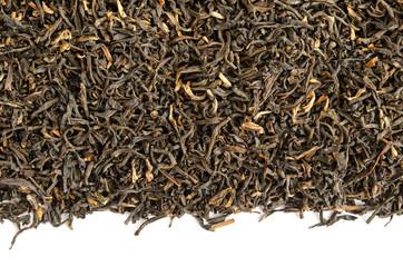 Schwarzer Tee Hintergrund