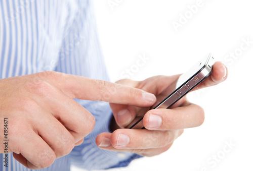 new modern phone smart