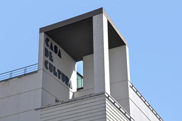 Moneo, Don Benito, Casa de Cultura, arquitectura contemporánea