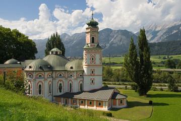 Rococo church in Austria