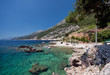 View of the Adriatic coast, Peljesac Croatia