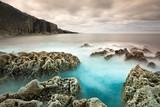 Rocky Atlantic ocean scenery in Ireland