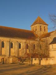 Abbaye de Saint-Savin ; Vienne ; Poitou-Charente
