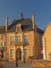 Village de Saint-Savin ; Vienne ; Poitou-Charente