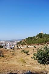 Town and countryside, Velez Malaga © Arena Photo UK