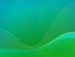 Cyan-Green background Dizzy-F, fullcolor
