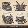 vintage typewriters - 41970216