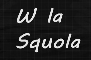 w la squola