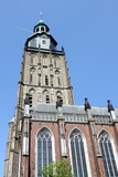 The St.Walburgis church in Zutphen (The Netherlands