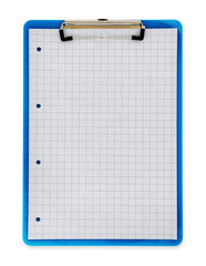 isolated clipboard