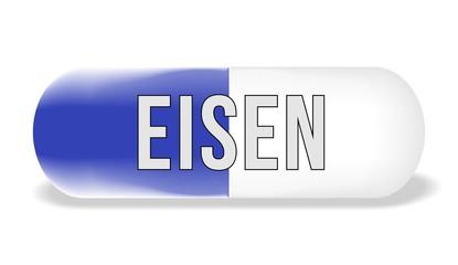 Eisen Kapsel
