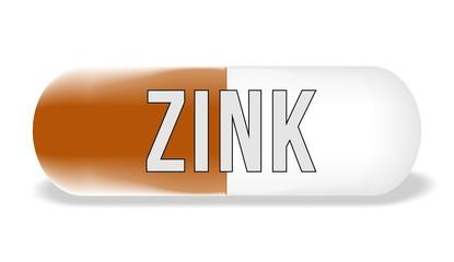 Zink Kapsel